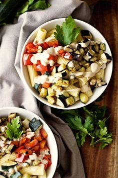 It's not just for dipping. #healthy #tahini #recipes https://greatist.com/eat/tahini-recipes-that-go-beyond-hummus