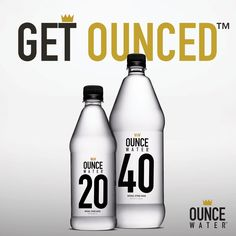 Theo Rossi's OUNCE WATER Company. 💧🍶👑