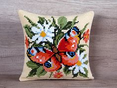 Check out this item in my Etsy shop https://www.etsy.com/listing/271704746/cross-stitch-camomile-poppy-cornflower