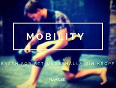 Kan inte tänka mig något bättre sätt att sparka igång helgen än att droppa Den Första artikeln av en serie om mobility. Något som jag tycker är rejält viktigt!  Vi förklarar vad begreppet betyder och varför det är Viktigt att du själv tar ansvar för: att du gör regelbunden service på din kropp. Artikeln finns nu på FLAWD.sesök på mobility alternativt länk i bio.  Ett måste läsa för alla atleter och alla coacher inom alla idrotter. Egentligen.. När jag tänker efter.. Alla måste läsa!  Såväl…