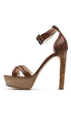 Rupert Sanderson    #fashion #shoes #rupertsanderson #sandals