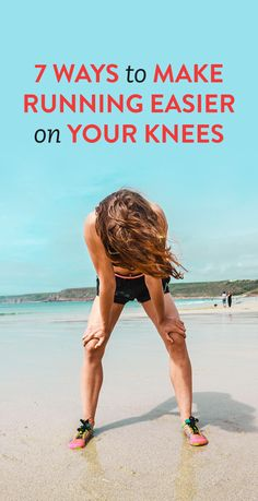 7 Ways To Make Running Easier On Your Knees
