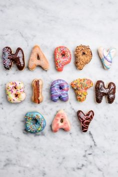 Happy Birthday Wishes, Quotes & Messages Collection 2020 ~ happy birthday images Happy Birthday Donut, Birthday Pins, Birthday Star, Happy Birthday Pictures, Happy Birthday Messages, Happy Birthday Quotes, Birthday Love, Happy Birthday Greetings, Birthday Ideas