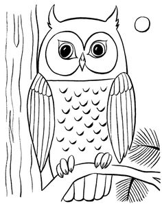 Free Printable Coloring Pages Animals - Free Printable Coloring Pages Animals , Animal Coloring Pages Coloring Pages To Print, Free Printable Coloring Pages, Coloring Pages For Kids, Coloring Books, Coloring Sheets, Kids Coloring, Owl Templates, Applique Templates, Applique Patterns