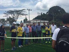 Más escenarios deportivos para Pereira