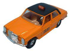 Miniature Cars, Corgi Toys, Elm Street, Diecast Models, Taxi, Hot Wheels, Childhood Memories, Mercedes Benz, Scale