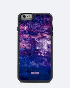 "Funda móvil Manhattan ""Mármol morado space"" | B-Kover Galaxy Phone, Samsung Galaxy, Mobile Cases, Pretty In Pink, Manhattan, Lilac"