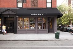 BookMarc in West Village | My favorite place to find little $10-25 accessories for friends - staples are their charm necklaces, rings, key chains, and totes/bags. Some items may be pricier but I've never get anything over $100. Might as well walk over to the Marc by Marc Jacobs store across the street if that's the case. Items available change each season so get them while they last. Oh, and I would never buy a book here - I just peruse.