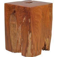 Prehistoric Table Stool