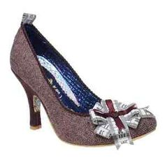 IRREGULAR CHOICE PIXIE DREAMS 41 IC 75 BNIB