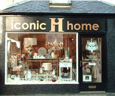In Troon on the west coast of SOUTH AYRSHIRE, in SCOTLAND we have Iconic Home run by wonderful Liz selling elegant French inspired interior decor. Annie Sloan Stockists, H & M Home, Chalk Paint Furniture, West Coast, Scotland, Interior Decorating, Shops, French, Inspired