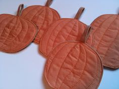 A Few Scraps: Pumpkin time