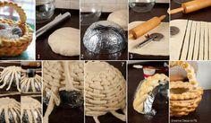 cestita de pan