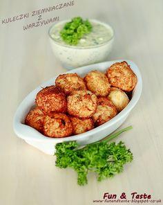 Fun & Taste: COLOUR KARTOFELEK interesting way to potato!