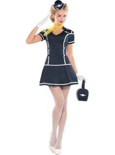 Air Hostess Hat £3.99  Direct 2 U Fancy Dress Superstore. Fancy Dress u0026 Accessories For The Whole Family.//direct2ufancydress.com/air-hostessu2026  sc 1 st  Pinterest & Air Hostess Hat £3.99 : Direct 2 U Fancy Dress Superstore. Fancy ...