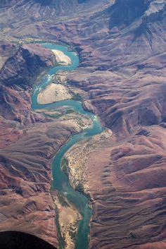 fish river canyon, namibia.