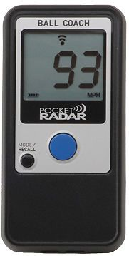 Radar Guns and Speed Sensors 73916: Pocket Radar Ball Coach Pro-Level Speed Training Tool-Radar Gun, : Pr1000-Bc -> BUY IT NOW ONLY: $299.99 on eBay!