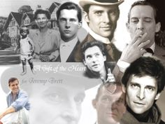 Your life was full but too brief. We love you and miss you and remember you always, my darling Jeremy. Jeremy Brett Sherlock Holmes, Detective Sherlock Holmes, Stage Play, Private Life, We Remember, Robert Downey Jr, Handsome, Entertaining, Actors