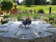 Oxfordshire 'al fresco' Lunch