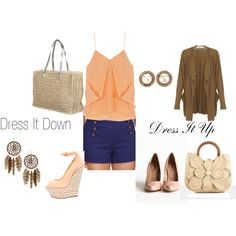 2 Ways To Wear:), created by lexifazz on Polyvore