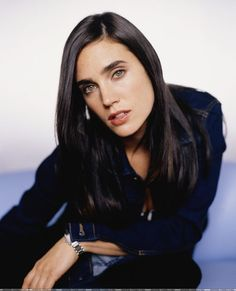 Beautiful US Faces - Jennifer Connelly list Jennifer Connoly, Jennifer Aniston, Jennifer Connelly Young, Star Actress, Roy Orbison, Star Wars, Actrices Hollywood, Pretty Eyes, Bikini Photos