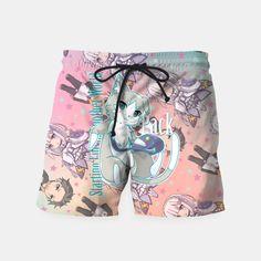 Re: Zero Pack Swim Shorts