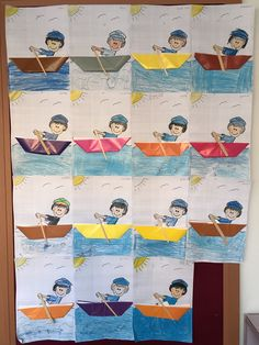 Spring Art, Summer Art, Kindergarten Jobs, Christmas Crafts For Kids To Make, Preschool Learning, Art Lessons, Origami, Diy And Crafts, Bible
