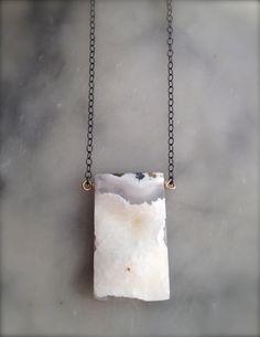 Ocean Jasper necklace / by marisolfair on etsy