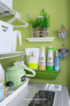 Tips for Organizing Laundry Closets - Graceful Order