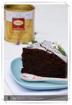 Mi dulce tentación: Bizcocho de Chocolate sin Huevos @@@@...http://es.pinterest.com/ligia22ga/ni-huevo-ni-leche/