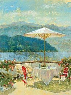 Terrace Art by Longo