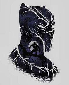 You are watching the movie Black Panther on King T'Challa returns home from America to the reclusive, technologically advanced African nation of Wakanda to serve as his country's new leader. Black Panther Marvel, Black Panther Drawing, Black Panther Tattoo, Panther Tattoos, Marvel Art, Marvel Heroes, Marvel Avengers, Jack Kirby, Black Panthers