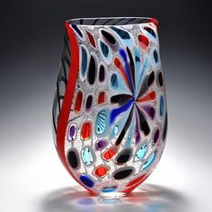 Angelo Ambrosia - Pismo Fine Art Glass