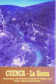 Tarjeta postal de la Serranía de Cuenca editada por el Patronato Provincial de Turismo de la Diputación Provincial de Cuenca, 1988. #Cuenca #SerraniadeCuenca#Turismo #DiputacionProvincialCuenca
