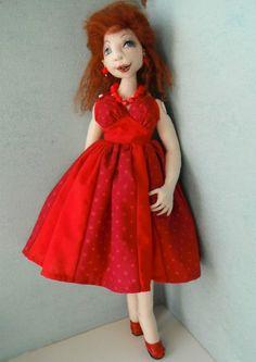 (9) Gallery.ru / Фото #25 - Изумительные куклы 2 - Kyrganka