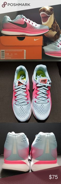 d2fc4833a5 NEW Nike Women's Air Zoom Pegasus 34 Running Shoes New in box. No rips or  tears. Ships quickly and well prepared! Nike Women's Air Zoom Pegasus 34  Running ...