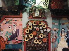 Catrinas - Mexicana (Barrio Italia).