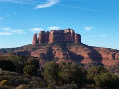 Can you picture this view out of walls of glass in your new Sedona Home? This Sedona Vacant lot for sale has spectacular panoramic views!