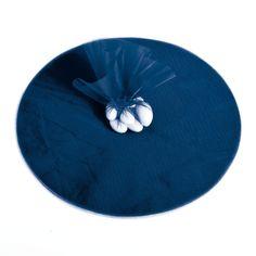 Navy+Blue+Tulle+Circles+-+OrientalTrading.com