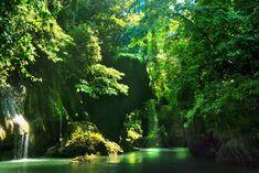 Cukang Taneuh/Green Canyon Indonesia - West Java, Indonesia
