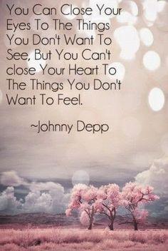 Nice quote from johny depp Amazing Quotes, Cute Quotes, Great Quotes, Quotes To Live By, Lyric Quotes, Motivational Quotes, Inspirational Quotes, Positive Quotes, Lyrics