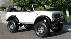 1962 International Harvester Scout Scout SUV Convertible Truck Rock Crawler