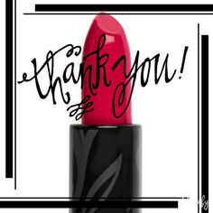 Younique Thank You Lipstick!!!  www.nomoresmalzlashes.com