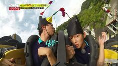 Running Man: Episode 211 » Dramabeans » Kwang-soo and Ji Chang Wook love dried persimmons