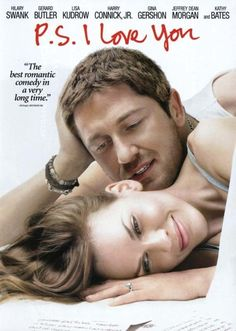 P. S. I Love You Movie Poster.