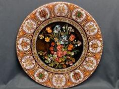 Piatto in ceramica 75 cm