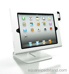 Sentry Squared, iPad Point of Sale Stand for Square www.nclosuresinc.com