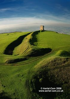 Megalithic Hillfort in Worcestershire, England