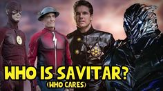 Ronnie Is Savitar? (WHO CARES! Cisco has no hands!) The Flash Season 3 Episode 19 Nerdgasming Recap The Flash...  Seriously guys, I love theories as much as the next person but this video is to show you guys that the last episode had so many more crazy moments than Savitar opening his armor.... Ronnie Is Savitar? (WHO CARES! Cisco has no hands!) The Flash Season 3 Episode 19 Nerdgasming Recap