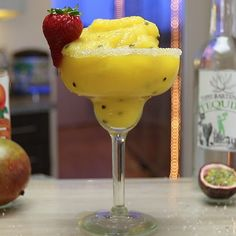 Try These Tasty New Margarita Recipes From Tipsy Bartender Mango Margarita, Margarita Recipes, Cocktail Recipes, Drink Recipes, Cocktail Ideas, Summer Drinks, Fun Drinks, Beverages, Best Mixed Drinks